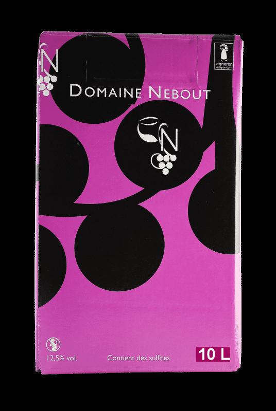 01 Fontaine Tradition Rose 10L Vins Saint pourcain Allier Auvergne