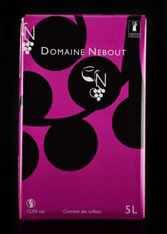 01 Fontaine Tradition Rose 5L Vins Saint pourcain Allier Auvergne