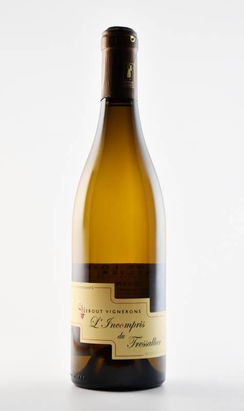 01 Incompris Tressallier BD Domaine Nebout Vins Saint pourcain Allier Auvergne