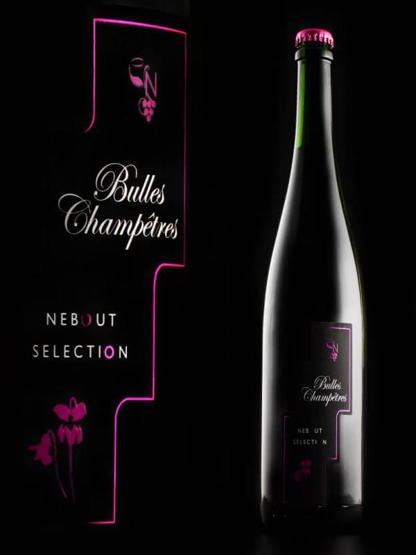 02 Bulles Champetres Domaine Nebout Vins Saint pourcain Allier Auvergne