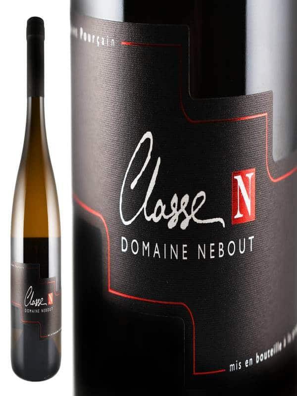 02 Classe N blanc Domaine Nebout Vins Saint pourcain Allier Auvergne