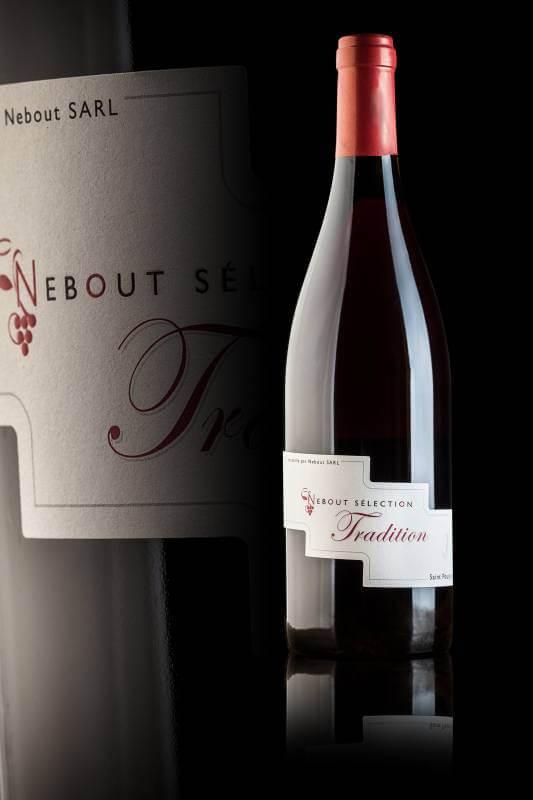 02 Rouge Tradition Domaine Nebout Vins Saint pourcain Allier Auvergne