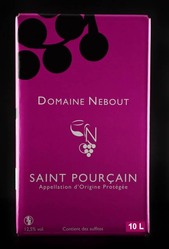 03 Fontaine Tradition Rouge 10 L Vins Saint pourcain Allier Auvergne