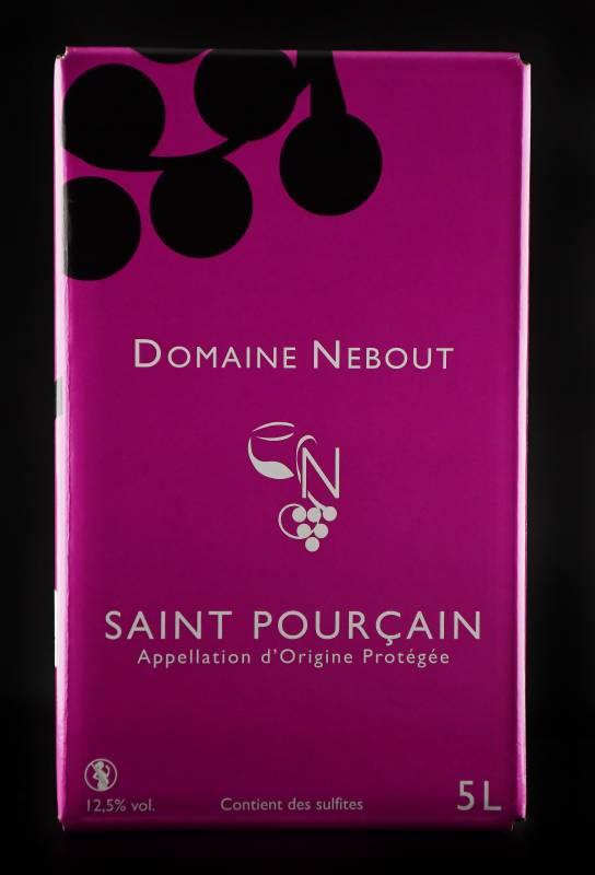 03 Fontaine Tradition Rouge 5L Vins Saint pourcain Allier Auvergne