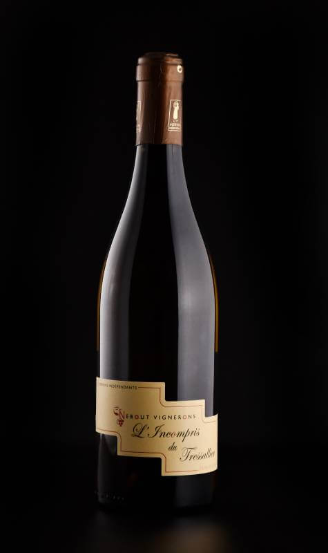 03 Incompris Tressallier Domaine Nebout Vins Saint pourcain Allier Auvergne