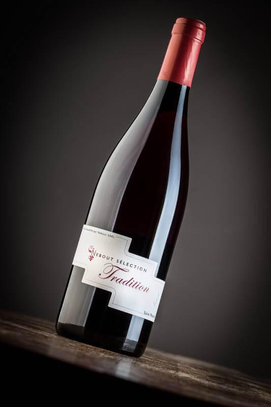 03 Rouge Tradition Domaine Nebout Vins Saint pourcain Allier Auvergne