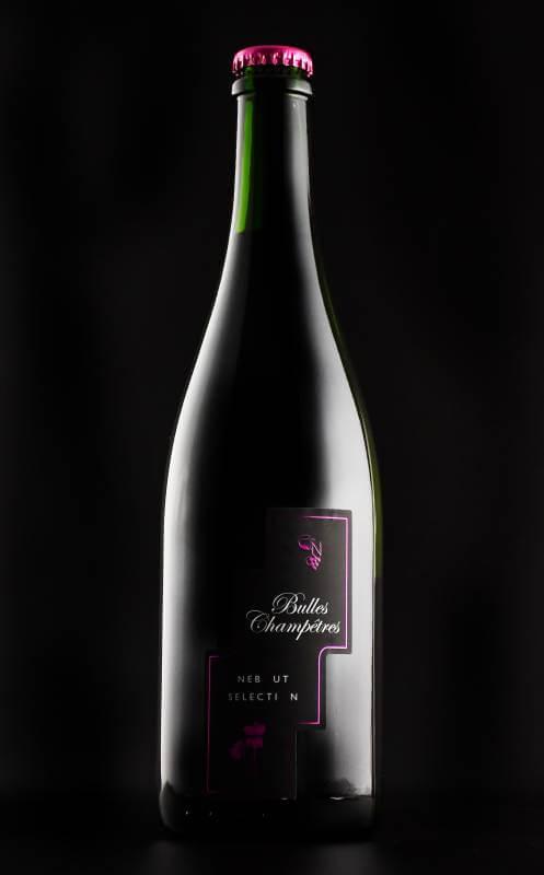 03 Bulles Champetres Domaine Nebout Vins Saint pourcain Allier Auvergne