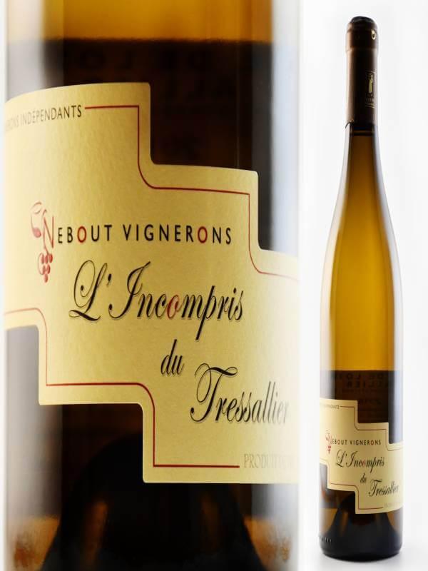 04 Incompris Tressallier Domaine Nebout Vins Saint pourcain Allier Auvergne