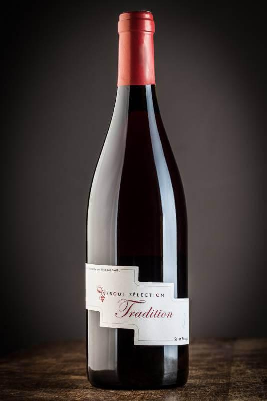04 Rouge Tradition Domaine Nebout Vins Saint pourcain Allier Auvergne