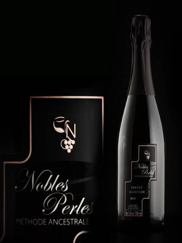 05 Blc Demi Sec Nobles Perles Domaine Nebout Vins Saint pourcain Allier Auvergne