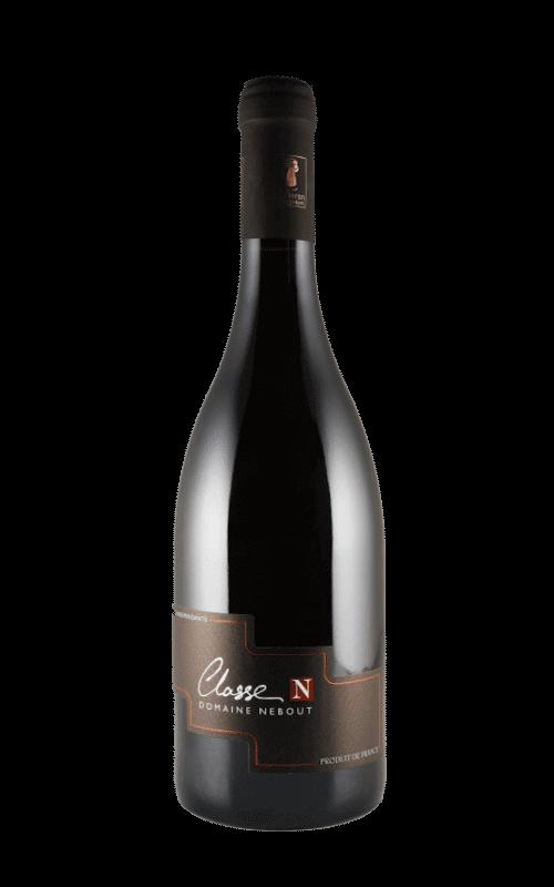 06 BD Classe N Rouge Domaine Nebout Vins Saint pourcain Allier Auvergne