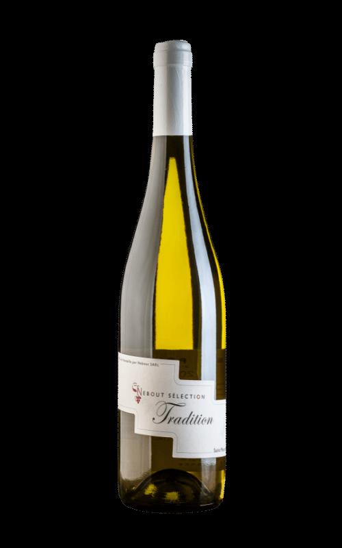 07 BD Tradition blanc Domaine Nebout Vins Saint pourcain Allier Auvergne