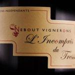 07 Incompris Tressallier Domaine Nebout Vins Saint pourcain Allier Auvergne