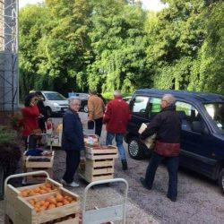 03 Fruits Domaine Nebout Vins Saint pourcain Allier Auvergne